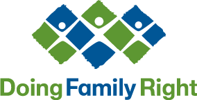 Doing Family Right logo