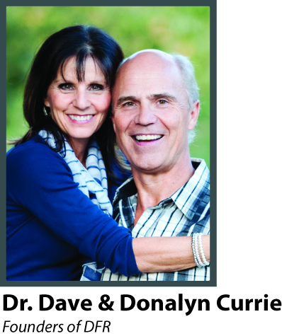 Dr Dave & Donalyn Currie
