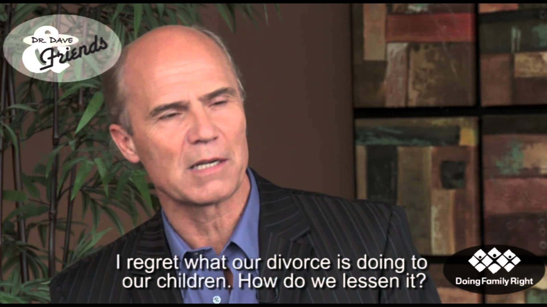 Parenting: I regret what our divorce is doing to our