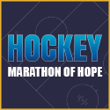Hockey Marathon of Hope logo
