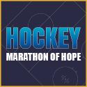 Hockey Marathon of Hope logo